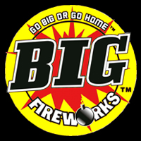 We stock fireworks from BIG FIREWORKS